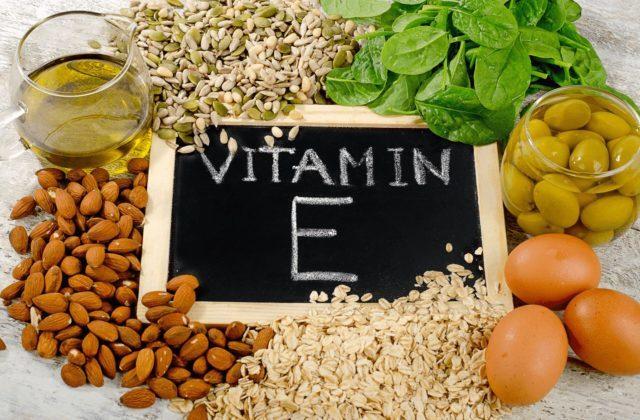 ビタミンEの画像