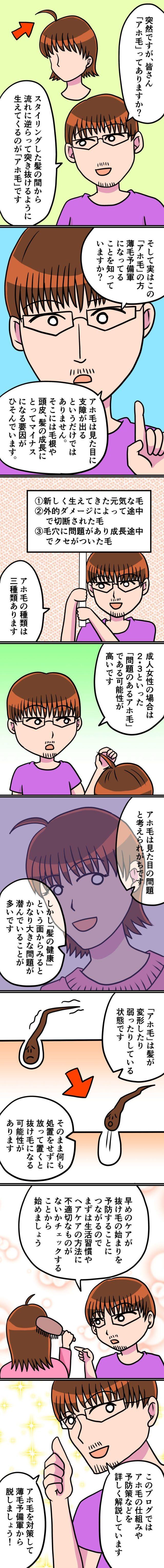 アホ毛が薄毛につながる理由-完成縮小版-min