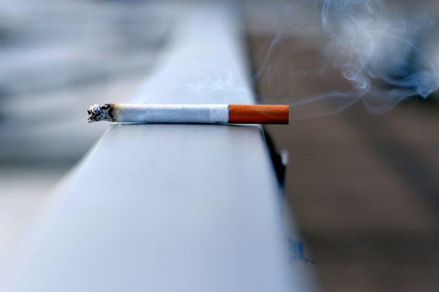 喫煙はつむじはげになる?
