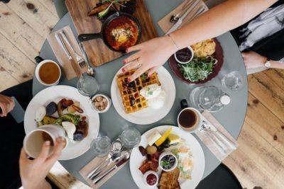 色々な食べ物の画像