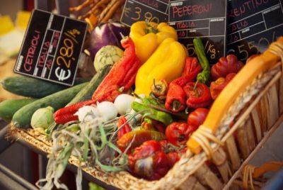六黄色野菜の画像